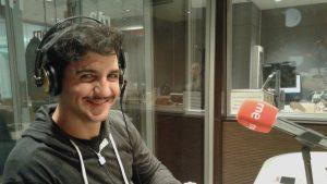Fran Perea RTVE