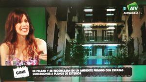 Entrevista en Tertulia en Televisión Canal Sur