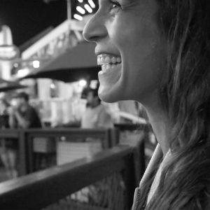 Cristina Rojas en película Última película de Woody Allen