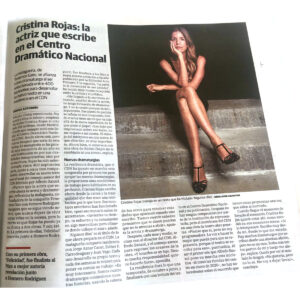 Diario sur Cristina Rojas